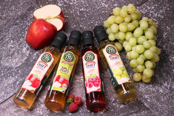 VINOCETI ябълков оцет нефилтриран
