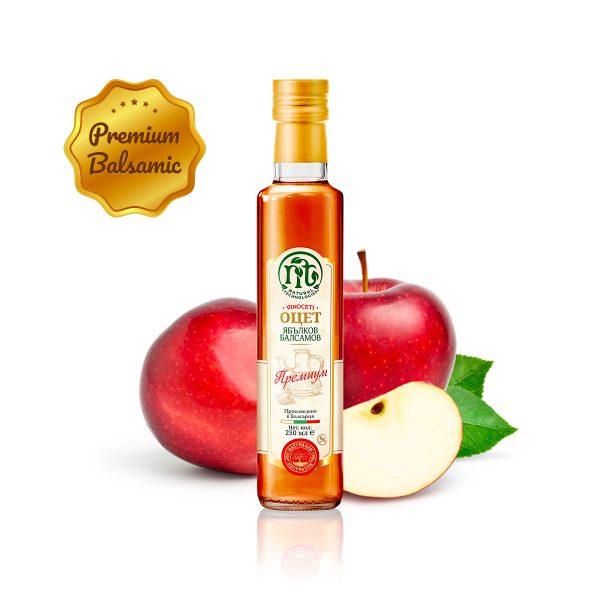 VINOCETI ябълков балсамов оцет 250 ml