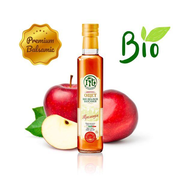 VINOCETI био ябълков балсамов оцет 250 ml