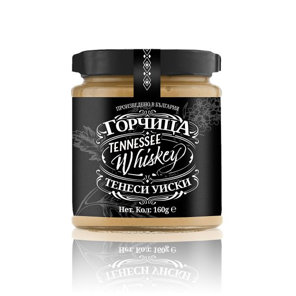 Tennessee Whiskey горчица Natural Technologies